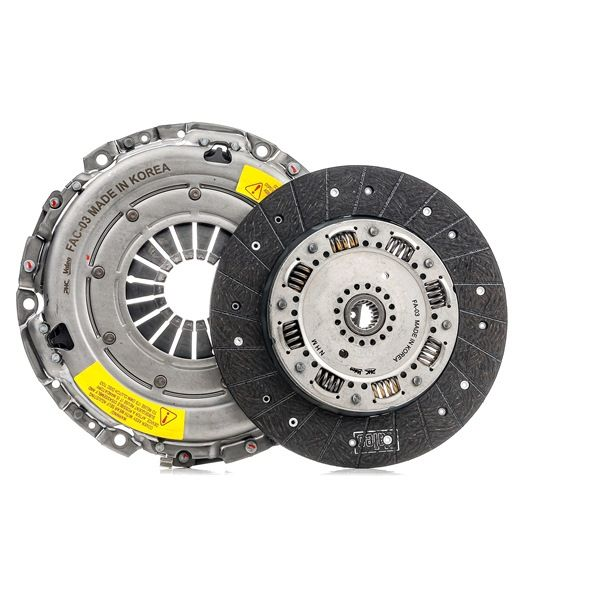 826705 VALEO KIT2P with clutch pressure plate, without central slave cylinder, with clutch plate Clutch Kit 826705 cheap