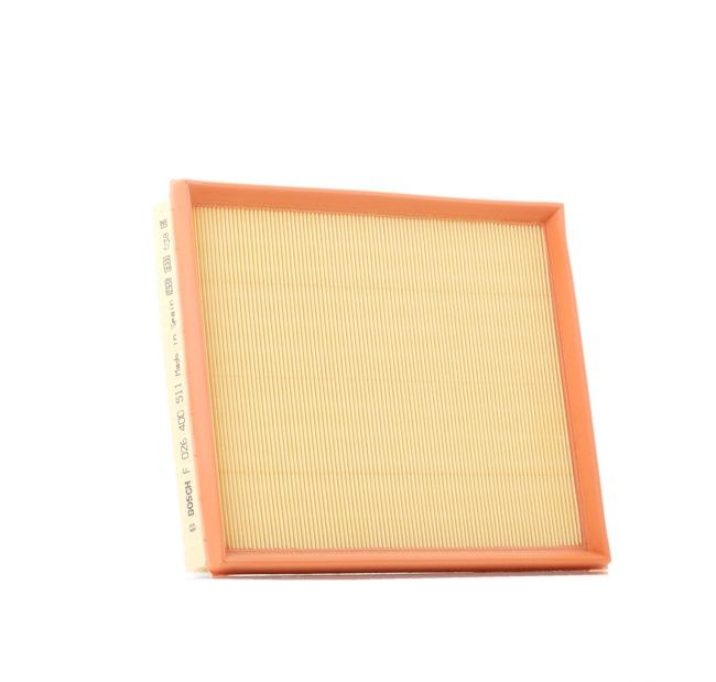 BOSCH Luftfilter F 026 400 511