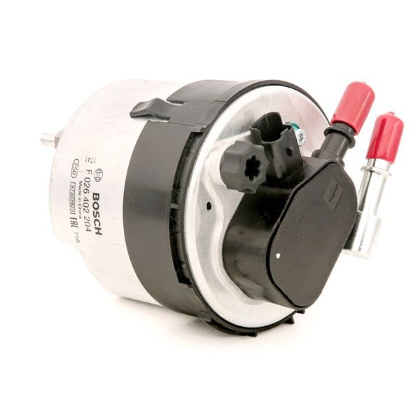 N2204 BOSCH Leitungsfilter Höhe: 124,5mm Kraftstofffilter F 026 402 204 günstig kaufen