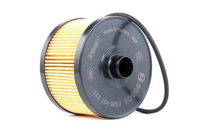 Filtru ulei F 026 407 231 Logan II MCV (L8) 0.9 TCe 90 CP piese de schimb originale