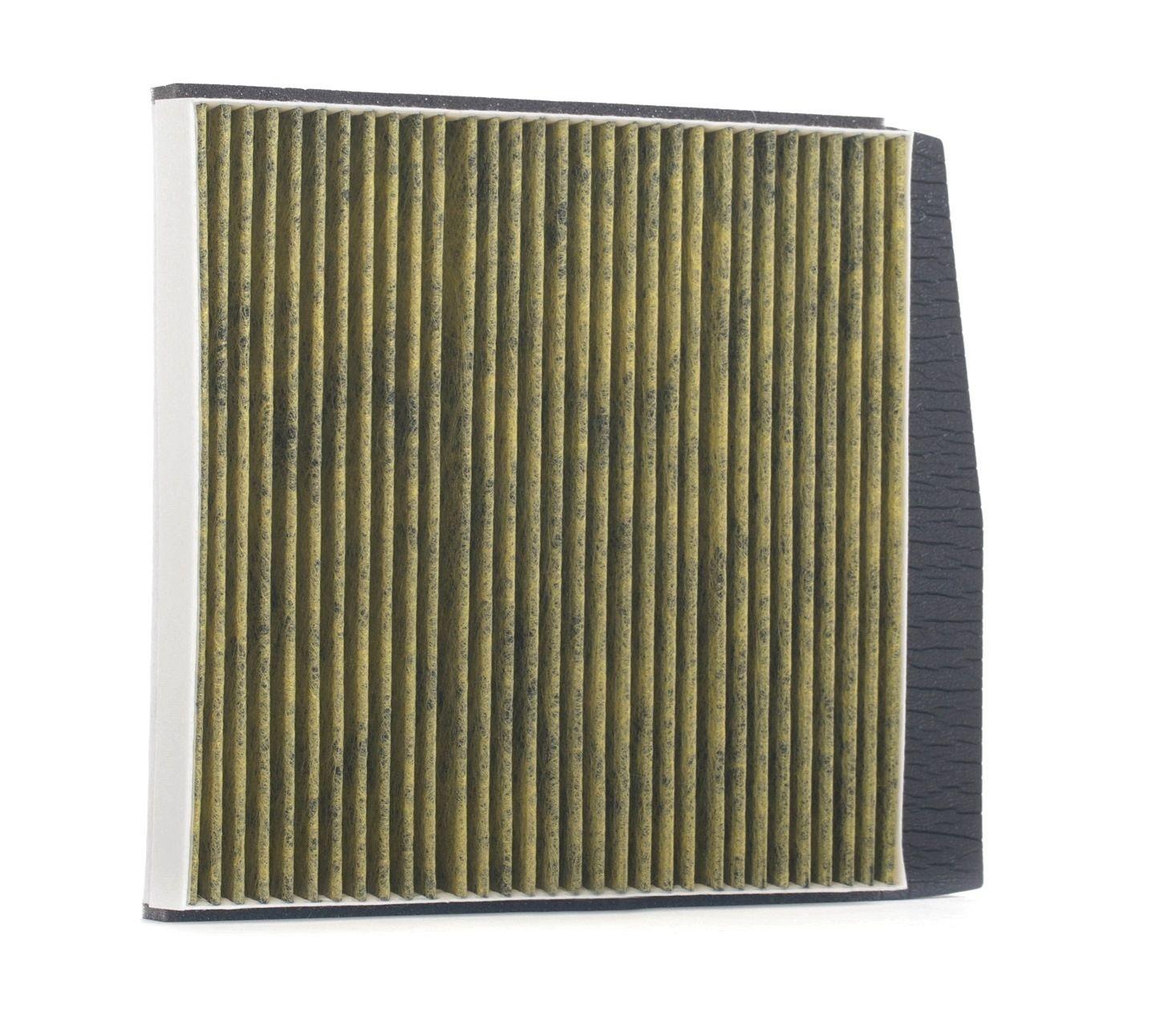 FP 2855 MANN-FILTER Aktivkohlefilter, Aktivkohlefilter mit Polyphenol, Feinstaubfilter (PM 2.5), mit antibakterieller Wirkung, mit fungizider Wirkung, FreciousPlus Breite: 248mm, Höhe: 38mm, Länge: 278mm Filter, Innenraumluft FP 2855 günstig kaufen