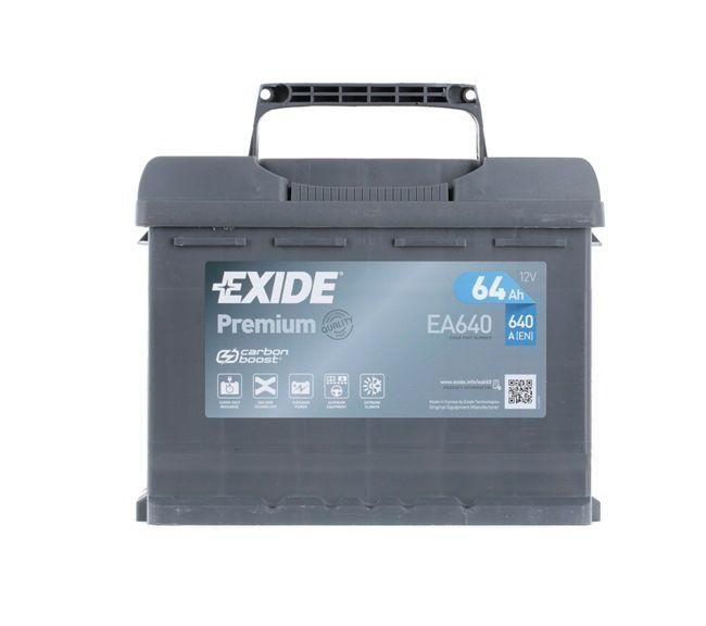 Batterie EA640 Megane III Grandtour (KZ) 1.5 dCi 110 PS Premium Autoteile-Angebot