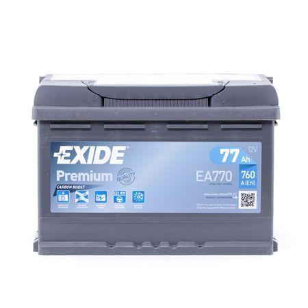 EXIDE Batteri EA770