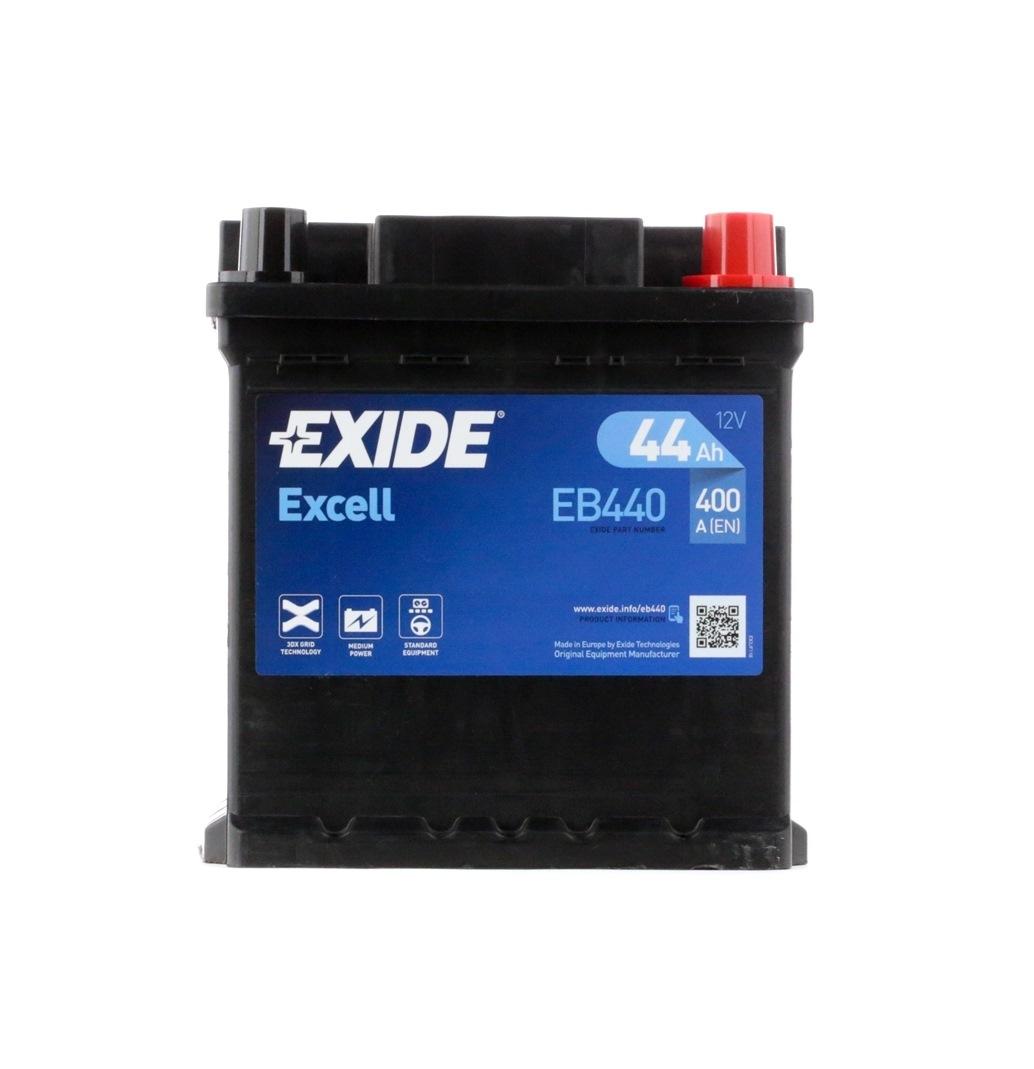 Starterbatterie EB440 günstige Preise - Jetzt kaufen!
