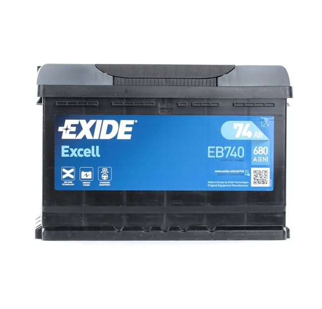 EXIDE Batteri EB740
