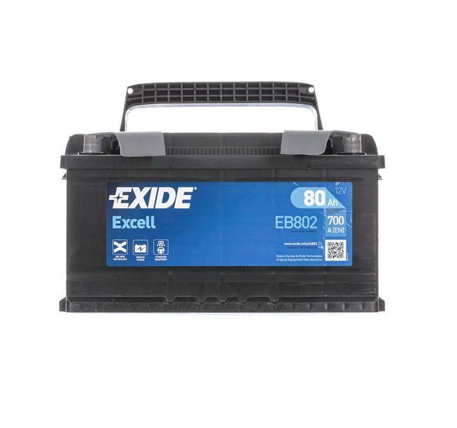 Starterbatterie EB802 — aktuelle Top OE 1J0 915 10 5AG Ersatzteile-Angebote