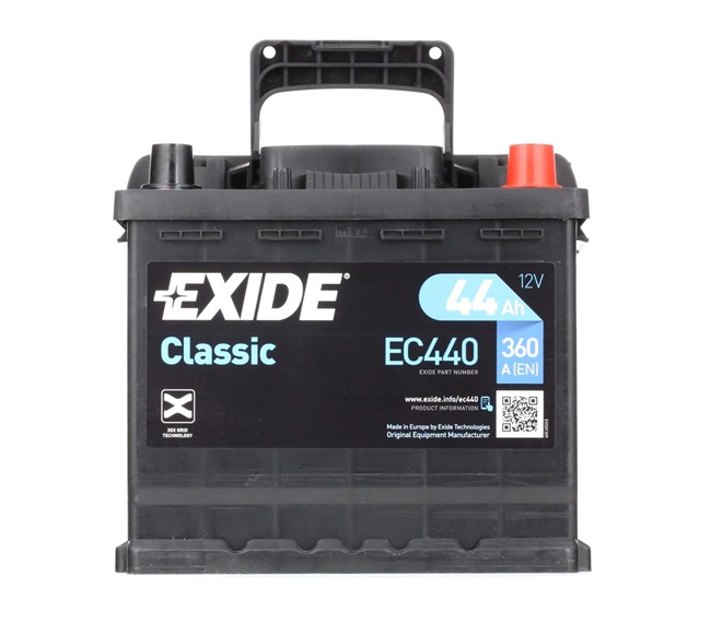 Batterie EC440 Twingo I Schrägheck 1.2 58 PS Premium Autoteile-Angebot