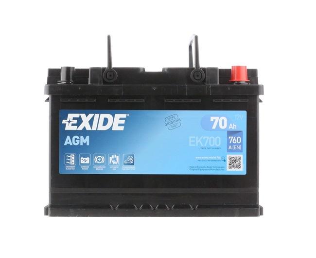 Batterie EK700 XE (X760) 2.0 AWD 250 PS Premium Autoteile-Angebot