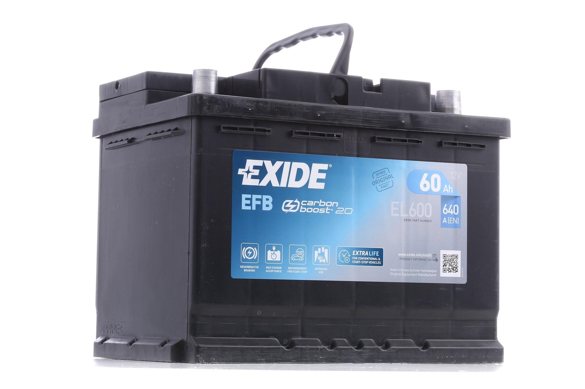 Original BMW Batterie EL600