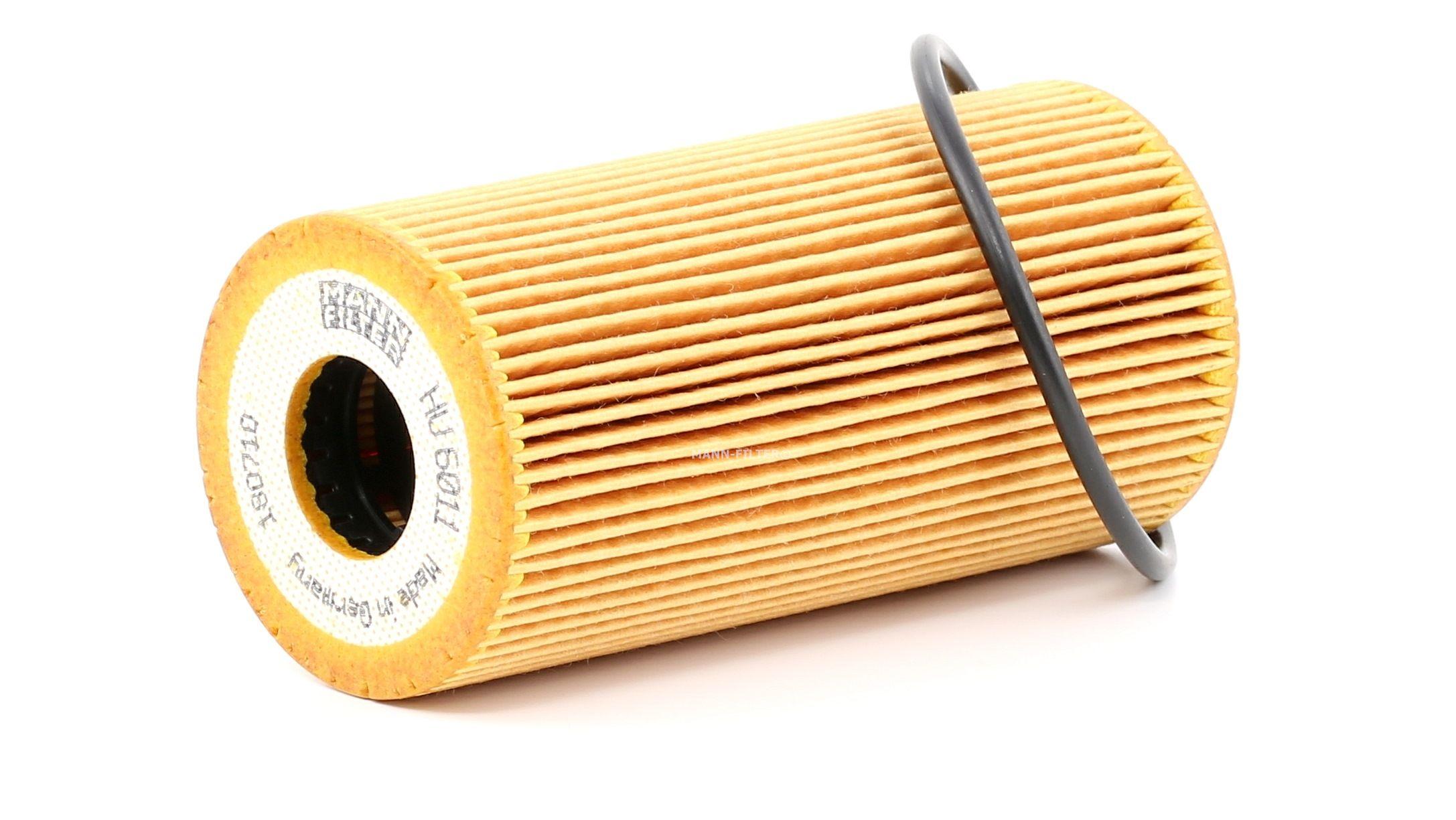 MERCEDES-BENZ MARCO POLO Ersatzteile: Ölfilter HU 6011 z > Niedrige Preise - Jetzt kaufen!