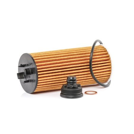 MANN-FILTER: Original Ölfilter HU 6015 z KIT (Innendurchmesser: 26mm, Innendurchmesser 2: 22mm, Ø: 52mm, Höhe: 126mm)