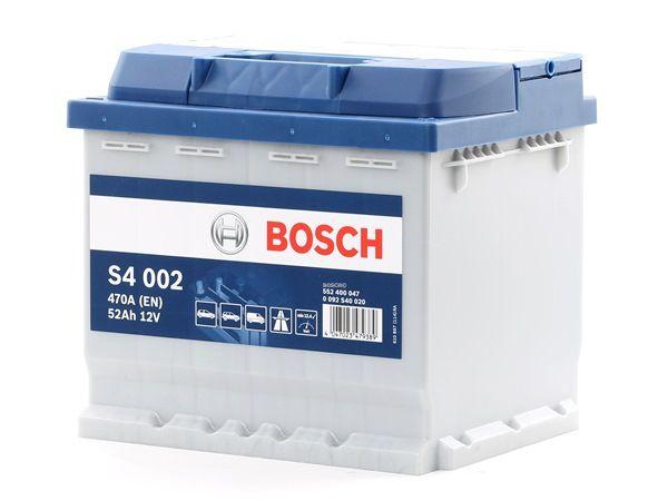 Batterie 0 092 S40 020 Clio II Schrägheck (BB, CB) 1.2 16V 75 PS Premium Autoteile-Angebot