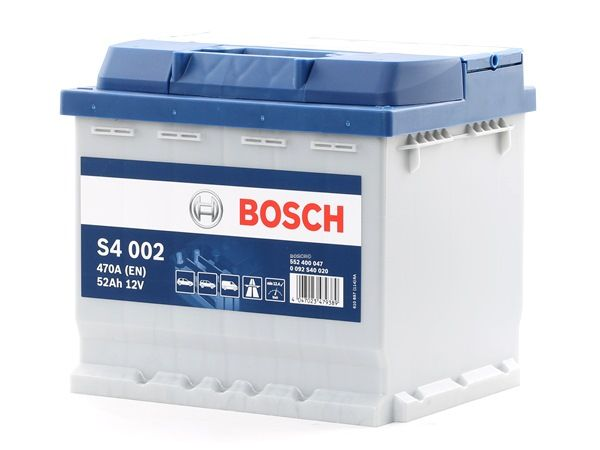 BOSCH Starterbatterie 0 092 S40 020