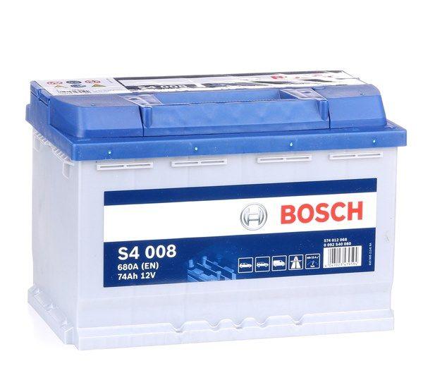 CHEVROLET TRAVERSE Ersatzteile: Starterbatterie 0 092 S40 080 > Niedrige Preise - Jetzt kaufen!