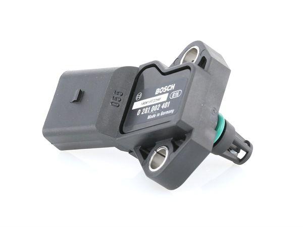 BOSCH Sensor, Ladedruck 0 281 002 401 Günstig mit Garantie kaufen