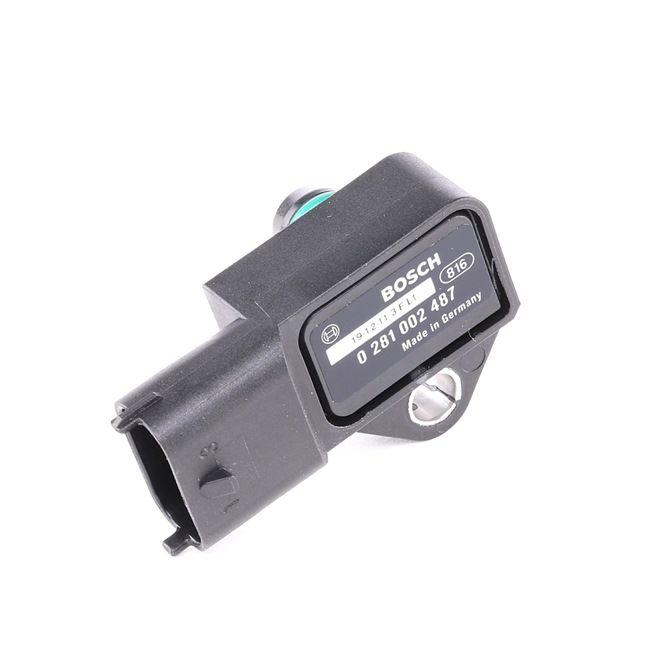 Sensor, pressão de sobrealimentação 0 281 002 487 comprar 24/7
