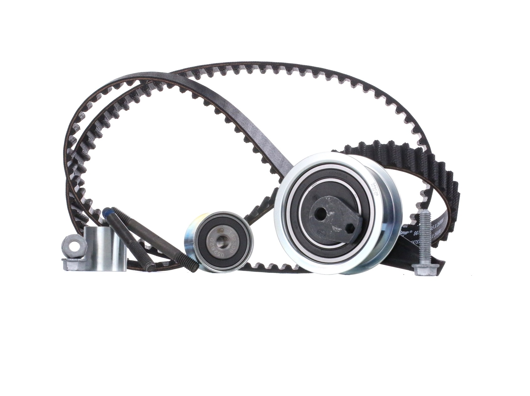 Car spare parts SKODA RAPID 2017: Timing Belt Set GATES K015678XS at a discount — buy now!