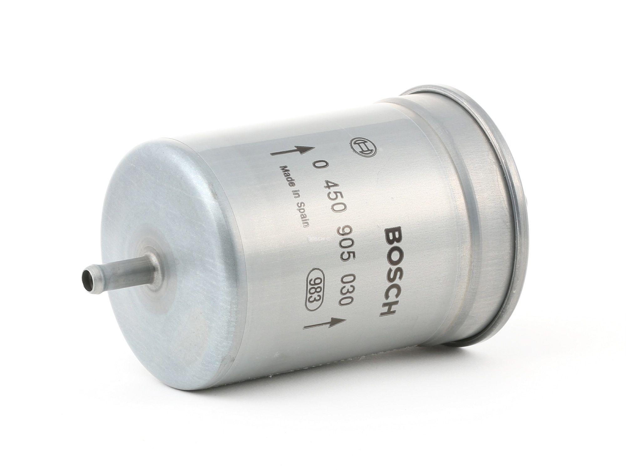 Palivový filtr 0 450 905 030 s vynikajícím poměrem mezi cenou a BOSCH kvalitou