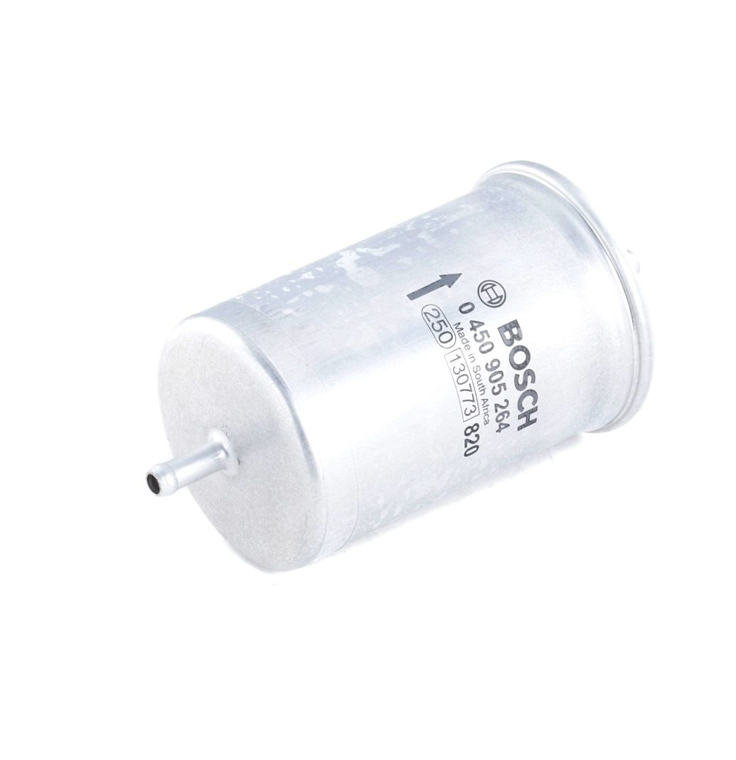 Palivový filtr 0 450 905 264 s vynikajícím poměrem mezi cenou a BOSCH kvalitou