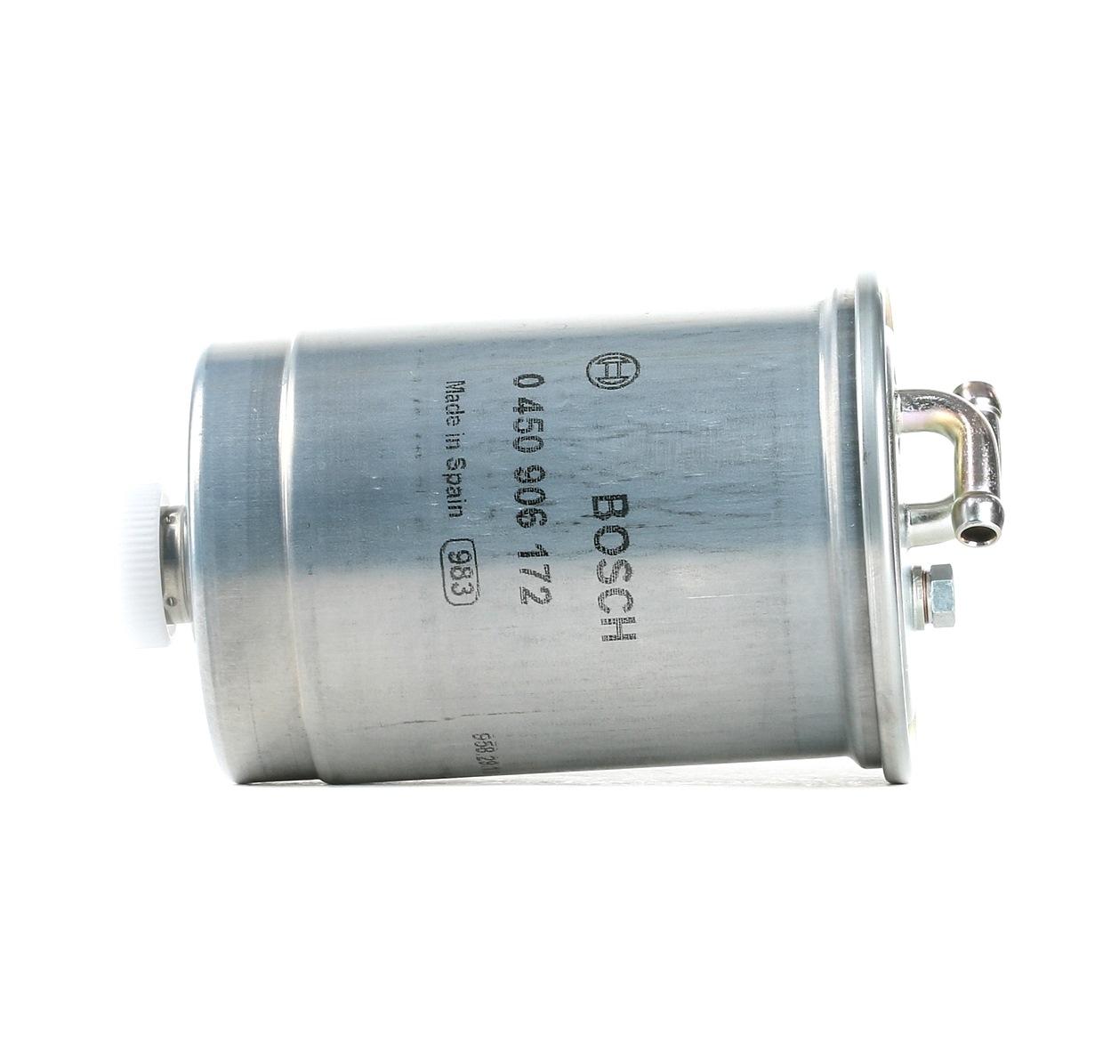 ROVER STREETWISE 2003 Dieselfilter - Original BOSCH 0 450 906 172 Höhe: 173,5mm