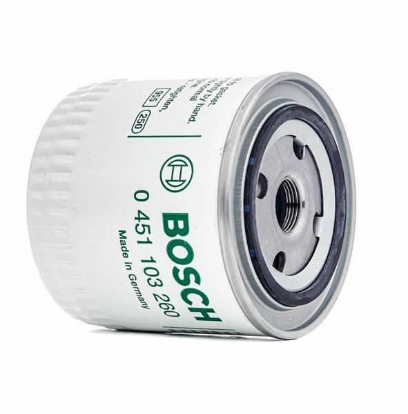 BOSCH Маслен филтър 0 451 103 260