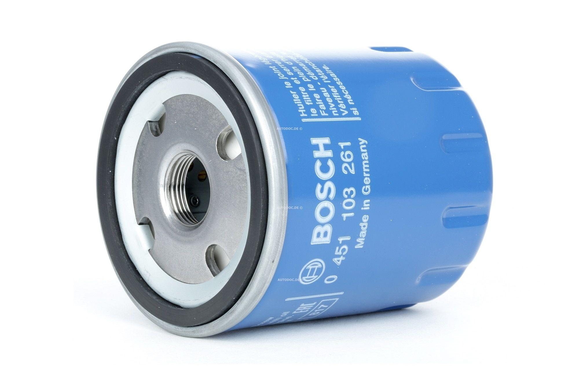 P3261 BOSCH Anschraubfilter Ø: 76,2mm, Höhe: 85mm Ölfilter 0 451 103 261 günstig kaufen