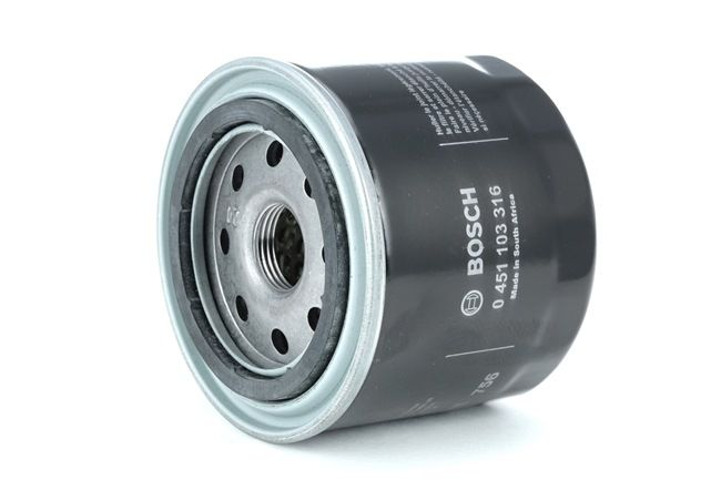 Oil Filter 0 451 103 316 for MAZDA 626 at a discount — buy now!