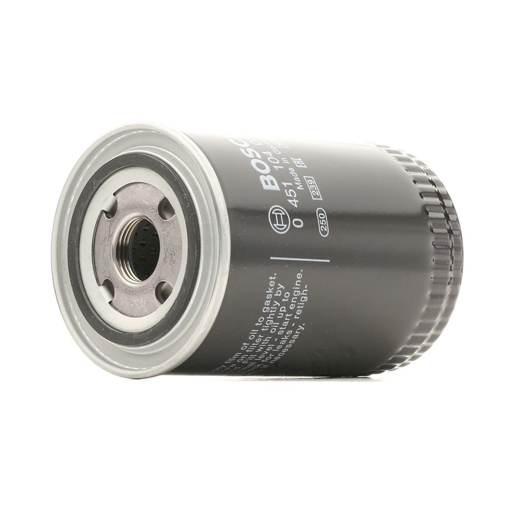 Original PORSCHE Motorölfilter 0 451 104 066