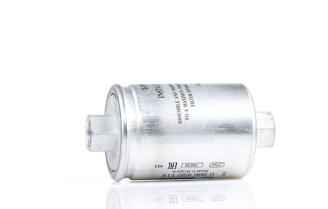 ROVER 600 1998 Dieselfilter - Original BOSCH 0 986 450 119 Höhe: 108mm