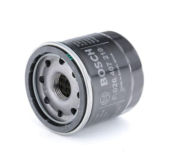 BOSCH Olejový filter MW 64