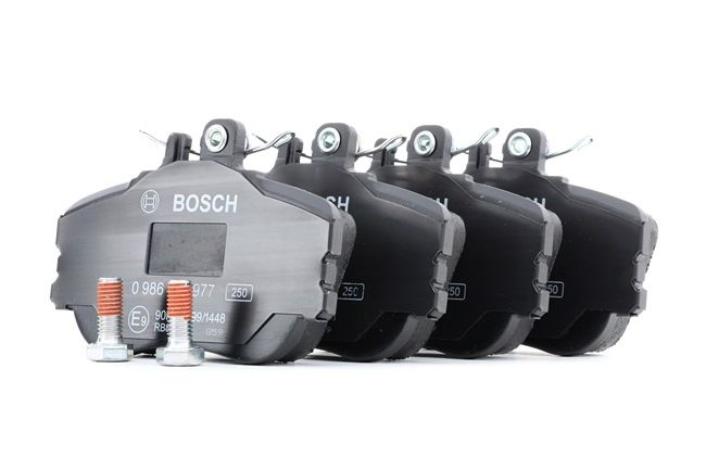 Bremsbelagsatz Scheibenbremse Bosch 0 986 460 983