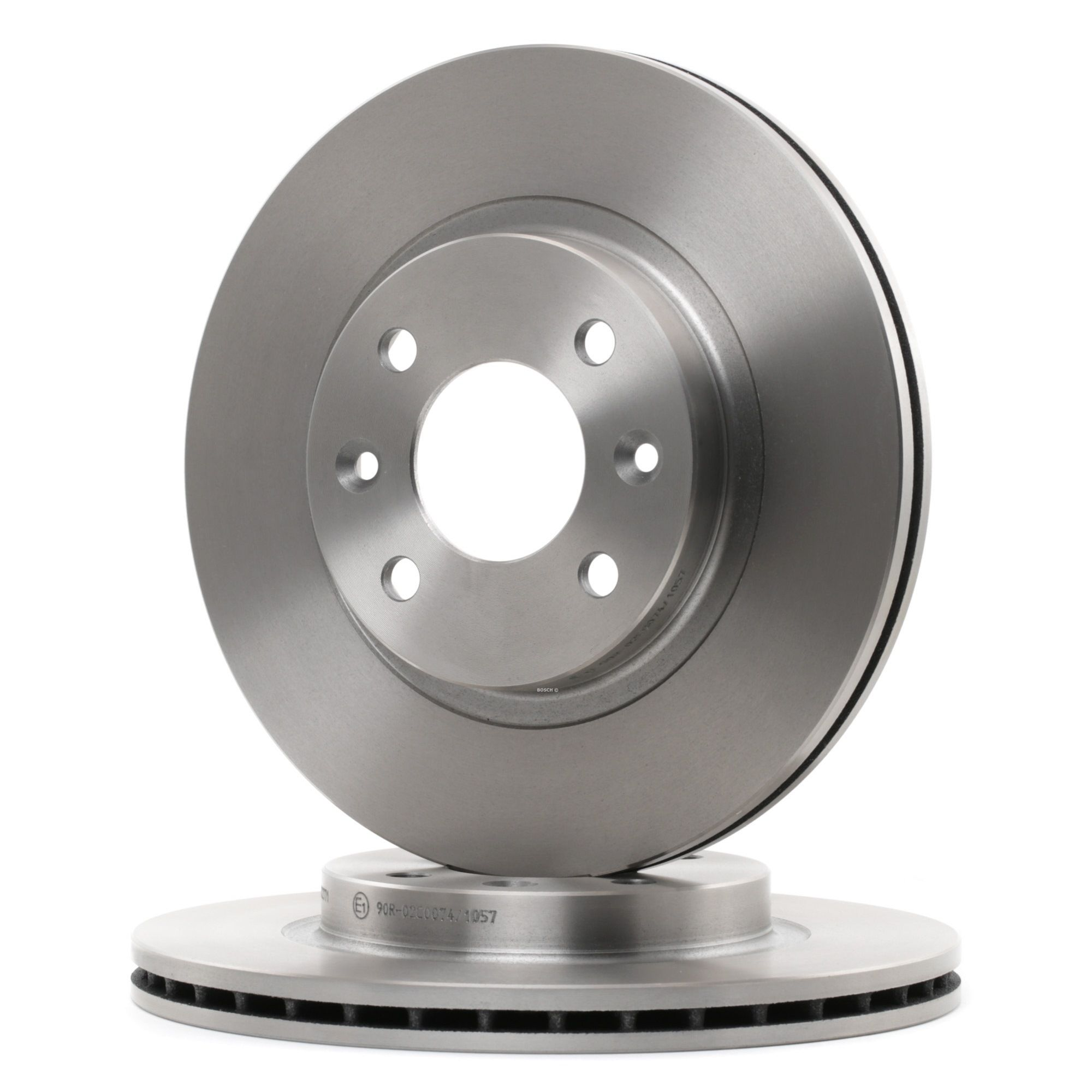 Pirkti E190R02C03490071 BOSCH ventiliuojama, vidinis ventiliavimas, padengta alyva, su varžtais Ø: 258,7mm, angų skaičius: 4, stabdžių disko storis: 20,5mm Stabdžių diskas 0 986 478 124 nebrangu