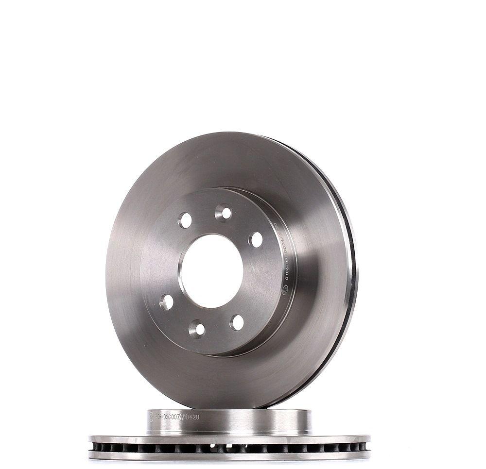 Pirkti E190R02C00740420 BOSCH ventiliuojama, vidinis ventiliavimas, padengta alyva, su varžtais Ø: 237,8mm, angų skaičius: 4, stabdžių disko storis: 20,1mm Stabdžių diskas 0 986 478 276 nebrangu