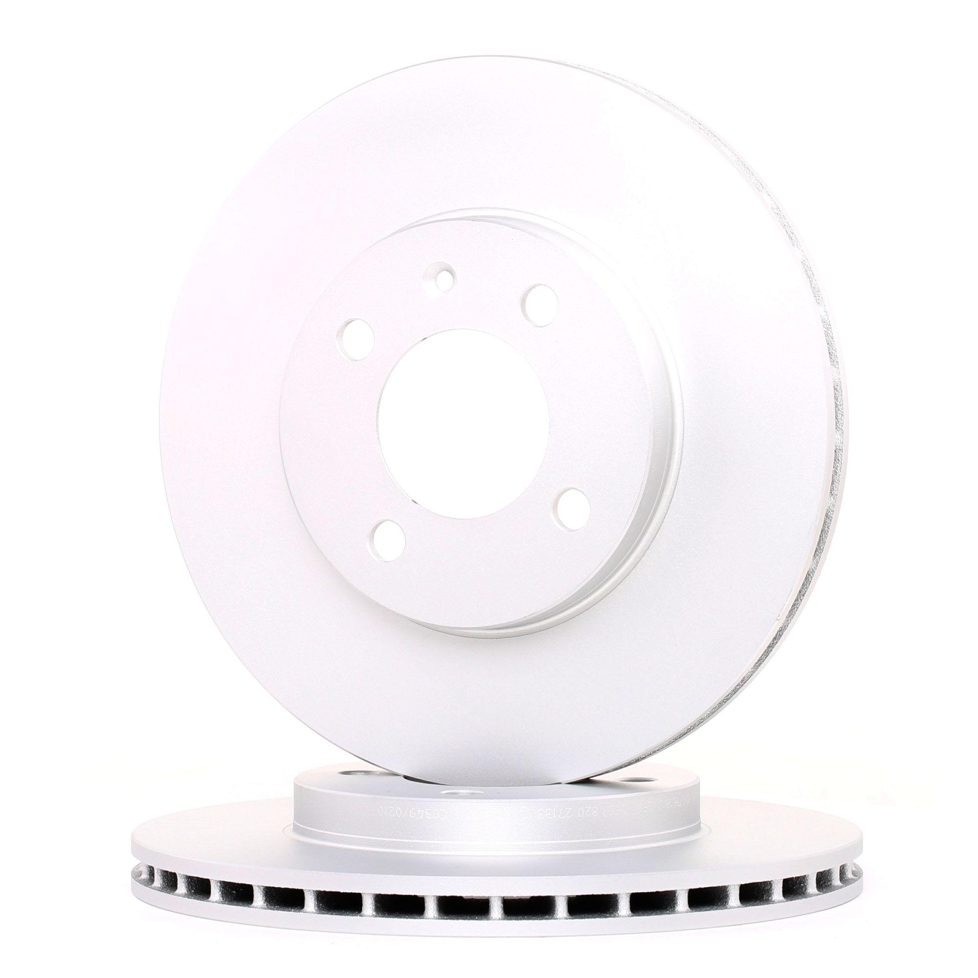 Achetez Disque BOSCH 0 986 478 308 (Ø: 256mm, Nbre de trous: 4, Épaisseur du disque de frein: 20mm) à un rapport qualité-prix exceptionnel