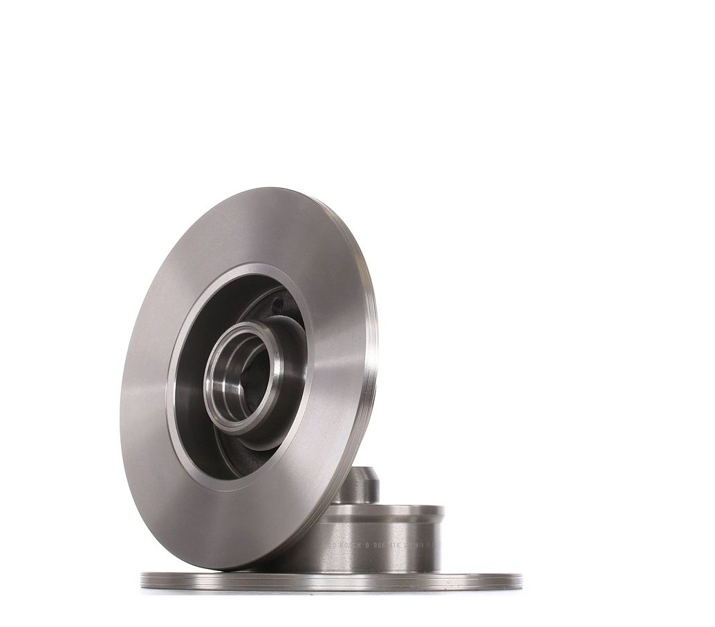 Achetez Disques de frein BOSCH 0 986 478 331 (Ø: 226mm, Nbre de trous: 4, Épaisseur du disque de frein: 9,9mm) à un rapport qualité-prix exceptionnel
