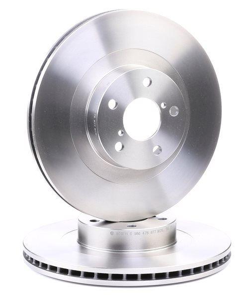 BOSCH Brake Disc 0 986 478 977
