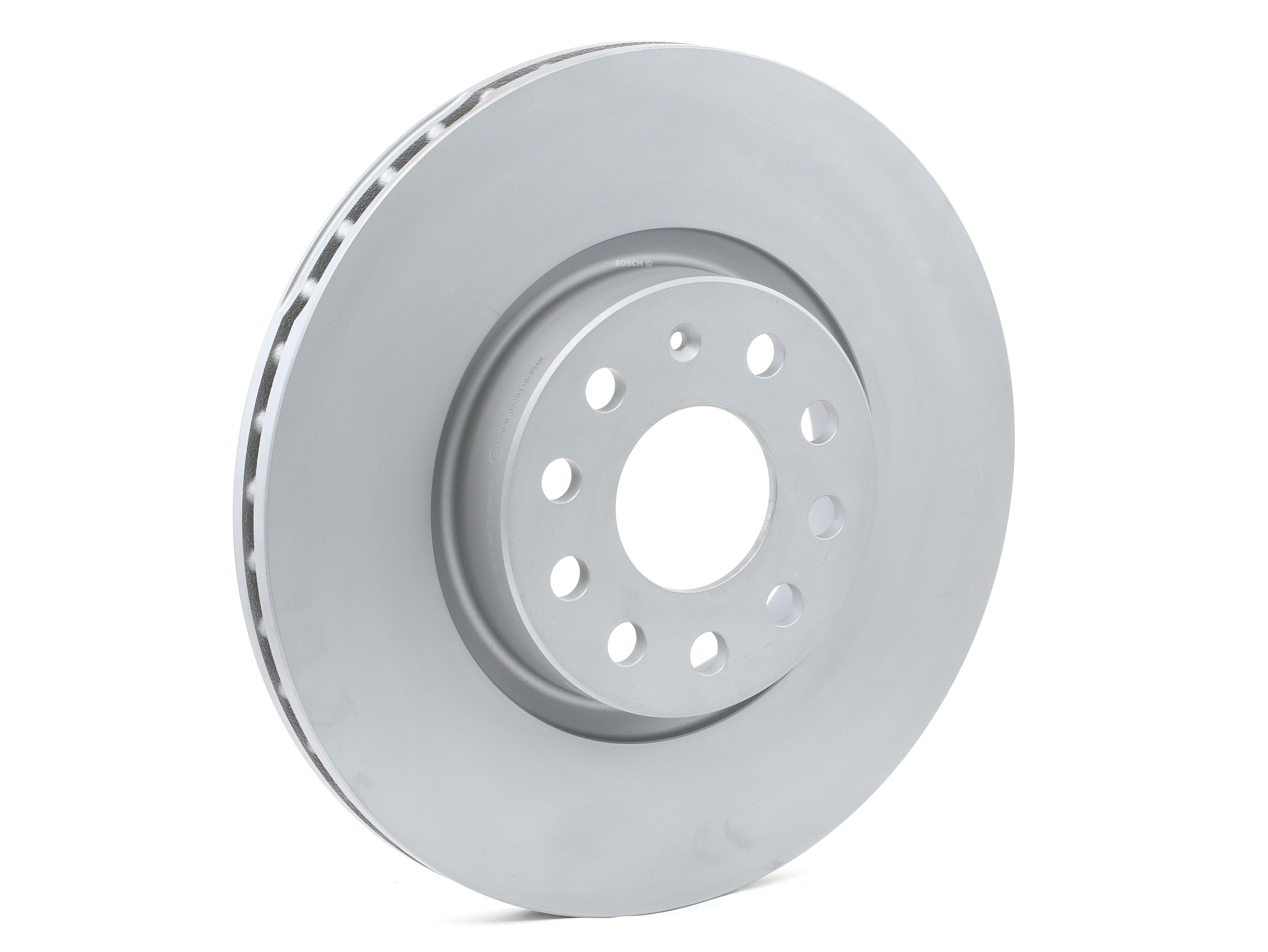 Achetez Disque BOSCH 0 986 479 058 (Ø: 312mm, Nbre de trous: 9, Épaisseur du disque de frein: 25,1mm) à un rapport qualité-prix exceptionnel