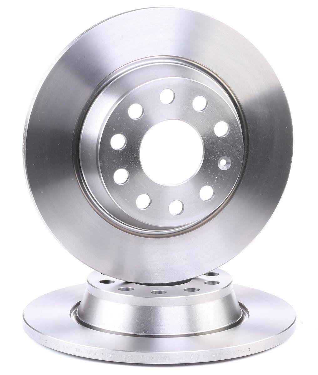Volkswagen CC BOSCH Disque 0 986 479 247