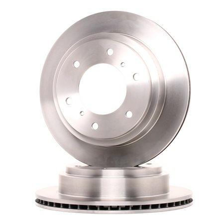 BOSCH Brake Disc 0 986 479 373