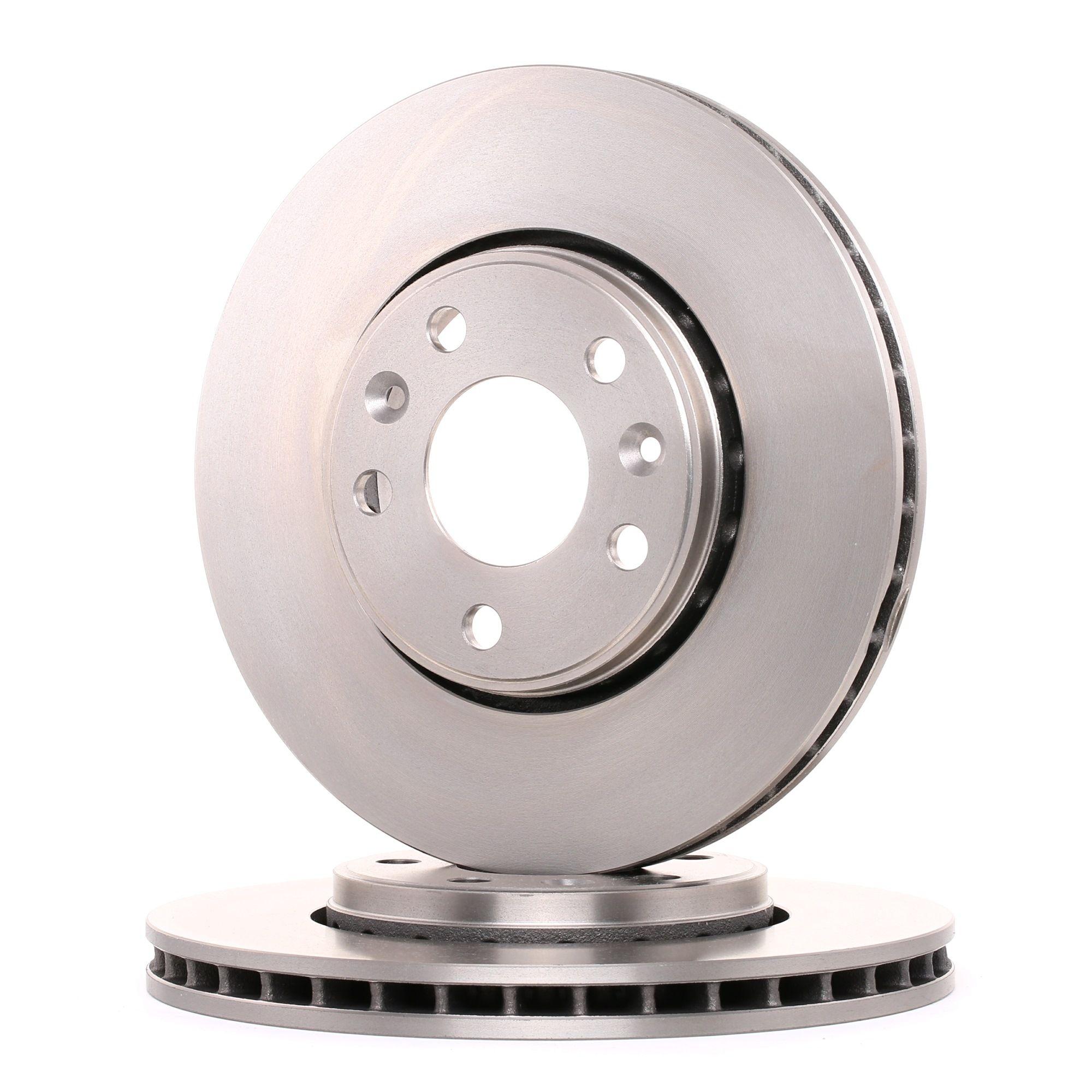 Stabdžių diskas 0 986 479 551 su puikiu BOSCH kainos/kokybės santykiu
