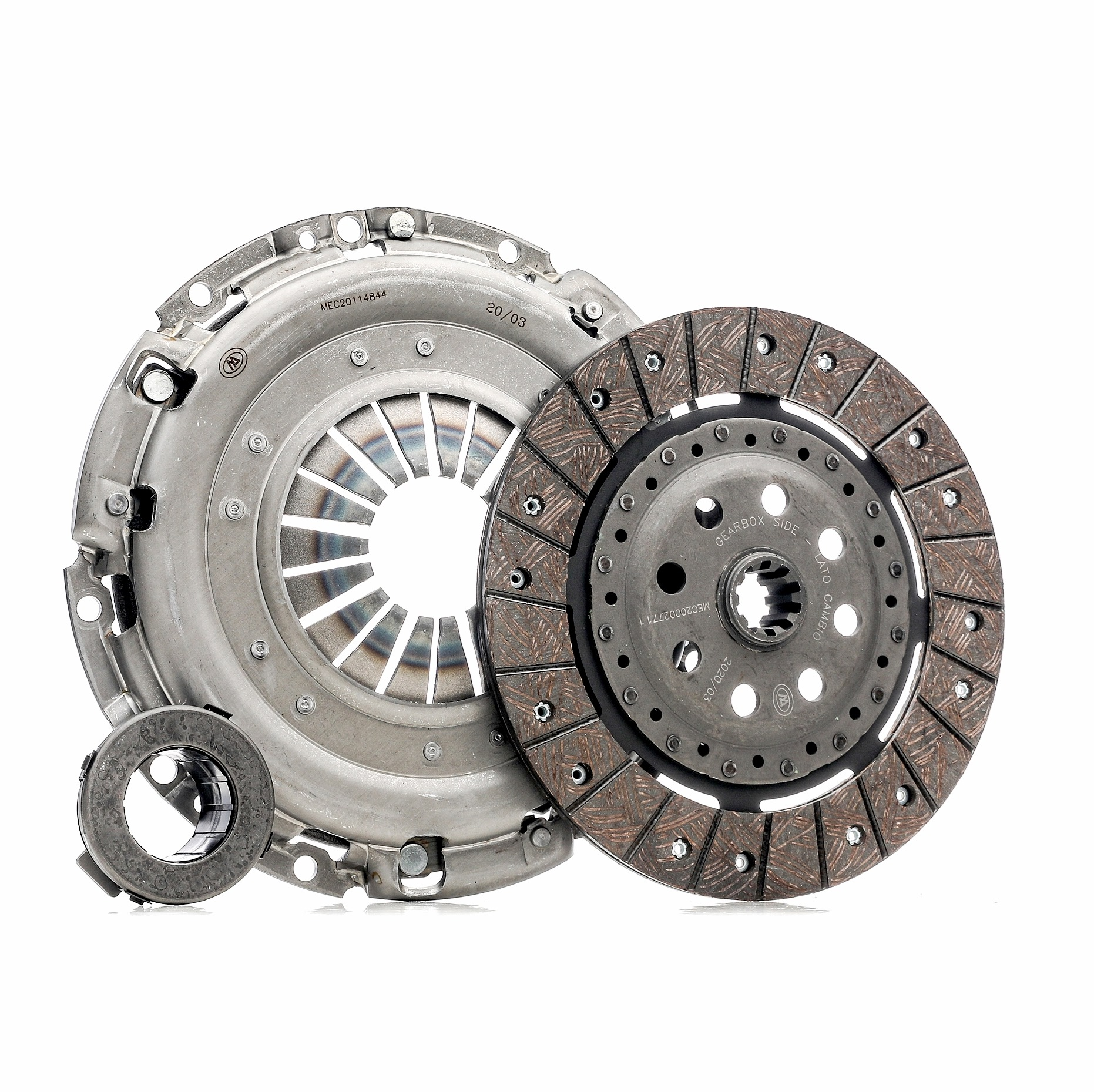 Clutch kit MK10043 MECARM — only new parts