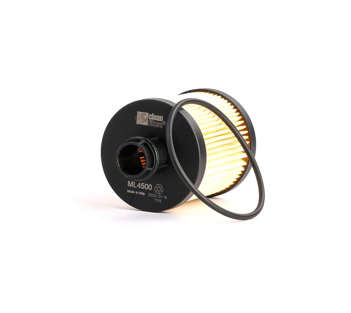 Alyvos filtras ML4500 CLEAN FILTER — tik naujos dalys