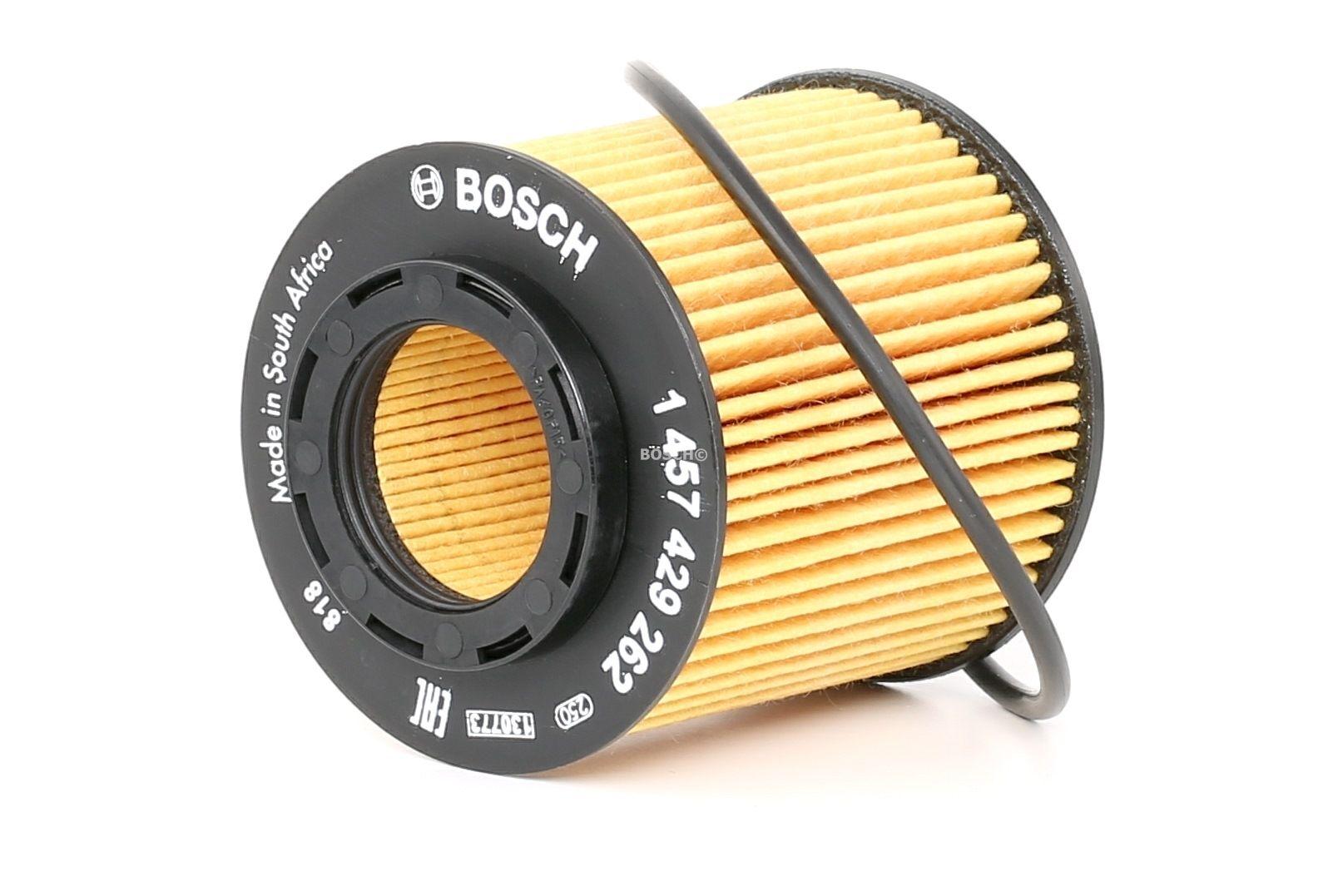 Ölfilter BMW E88 Ersatz 2010 - BOSCH 1 457 429 262 (Ø: 72mm, Höhe: 80,3mm)