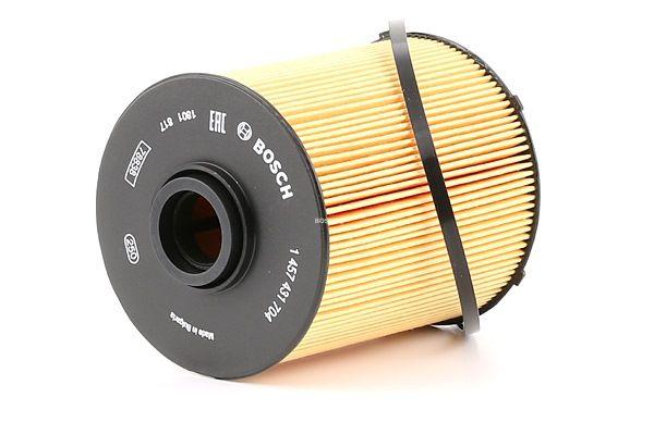 palivovy filtr 1 457 431 704 s vynikajícím poměrem mezi cenou a BOSCH kvalitou