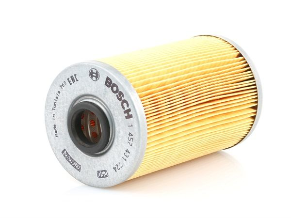 Fuel filter 1 457 431 724 for NISSAN PRIMASTAR at a discount — buy now!