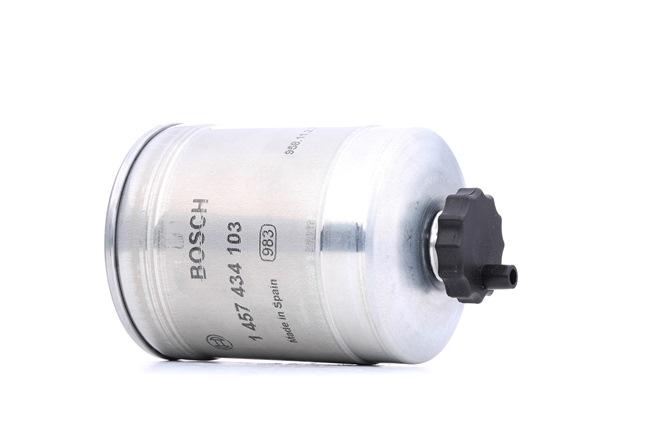BOSCH Fuel filter 1 457 434 103