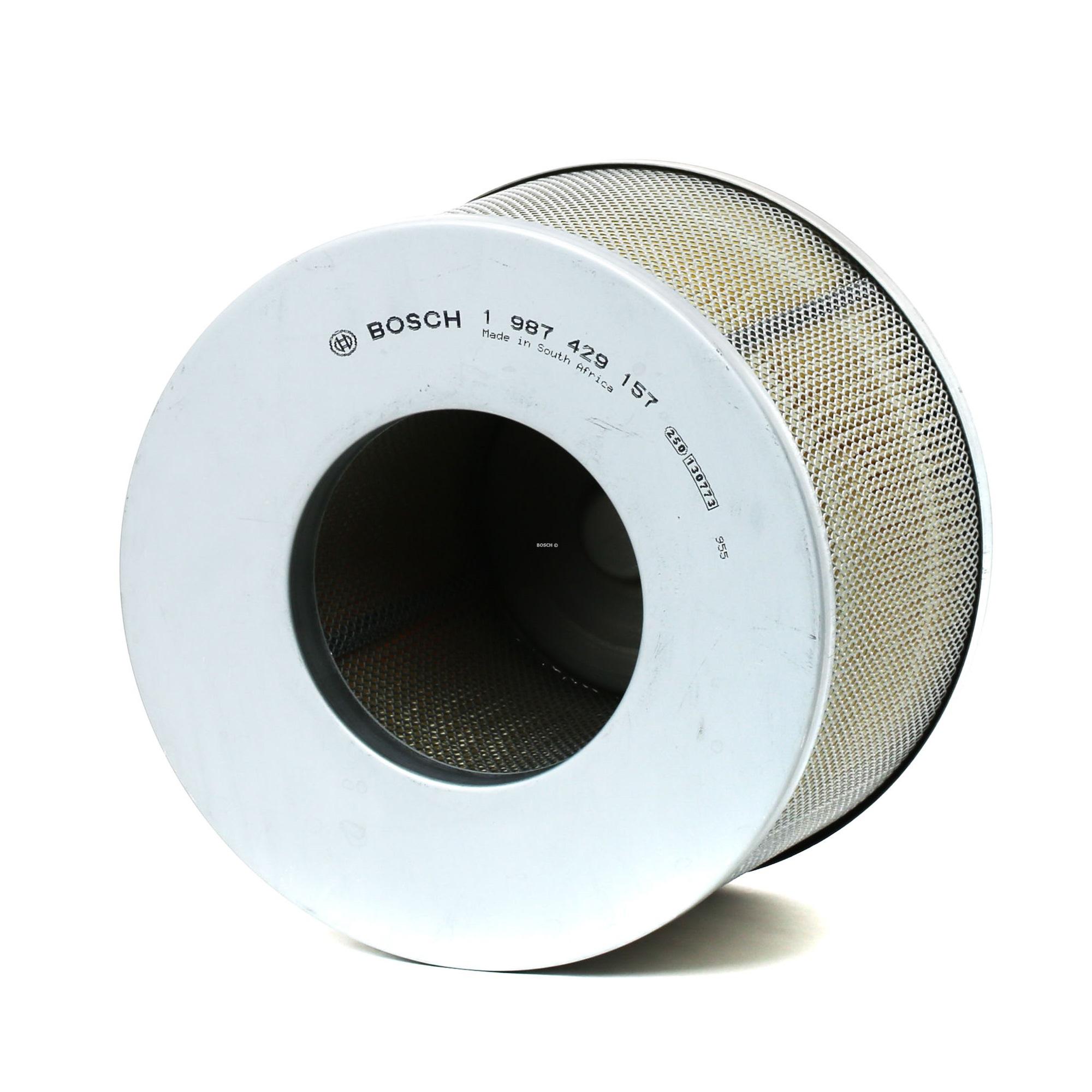 Zracni filter 1 987 429 157 z izjemnim razmerjem med BOSCH ceno in zmogljivostjo