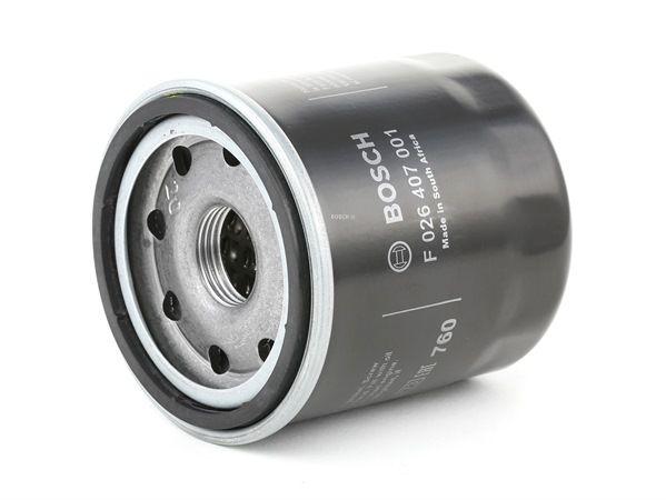 Filtro de óleo F 026 407 001 — descontos atuais em OE 15208-AA100 peças sobresselentes de primeira qualidade