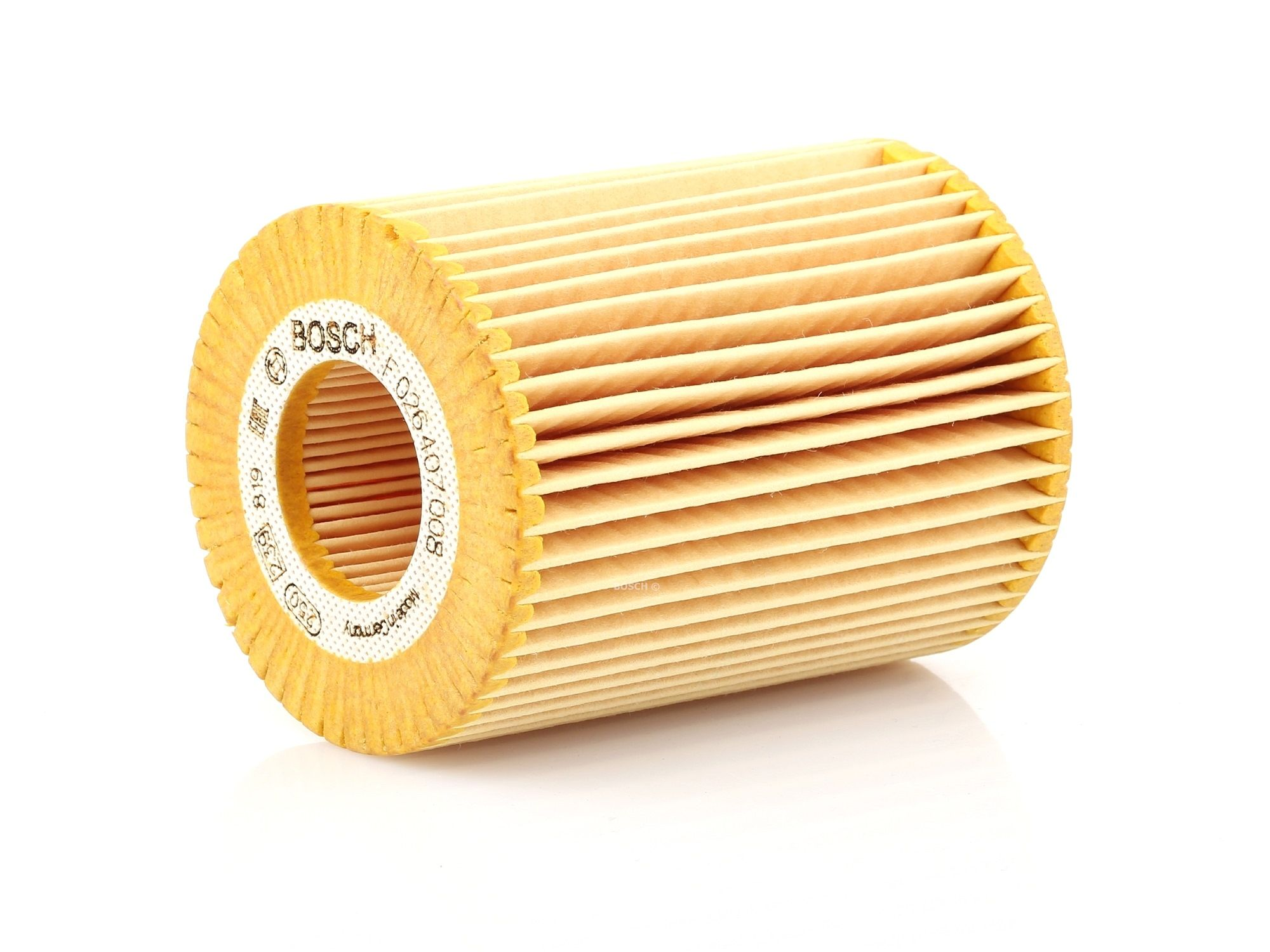 P7008 BOSCH Filtereinsatz Ø: 71,5mm, Höhe: 95mm Ölfilter F 026 407 008 günstig kaufen