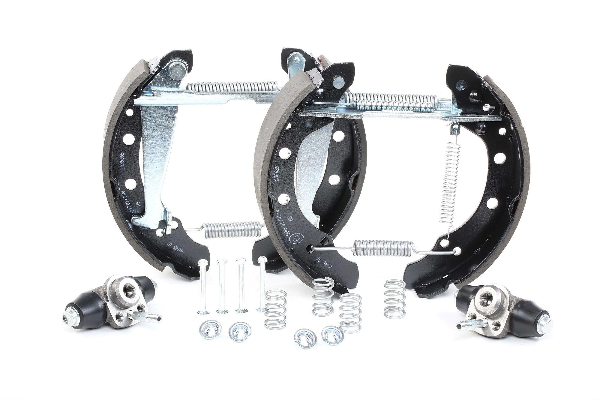 ROADHOUSE Brake Set, drum brakes VW,AUDI,SEAT SPK 3046.01 VAGKFS21,VAGKFS21,VAGKFS21
